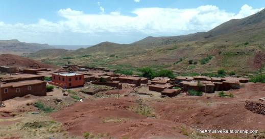 Mountain village