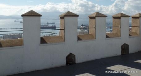 A Moorish Castle