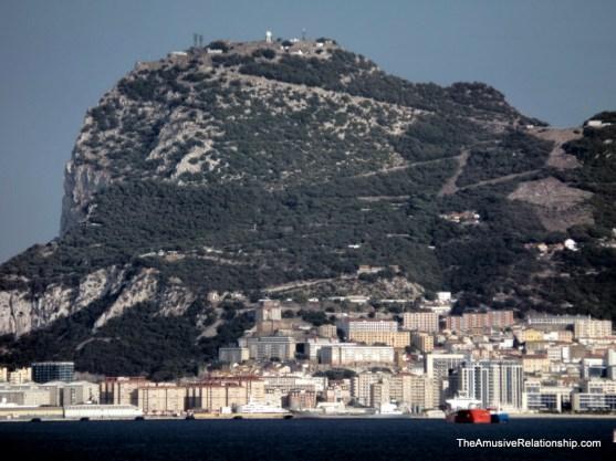 The Rock of Girbraltar