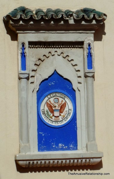 The original American Embassy