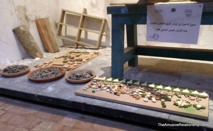 Tile making
