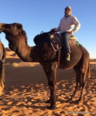 Me and my camel