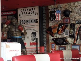 American boxer