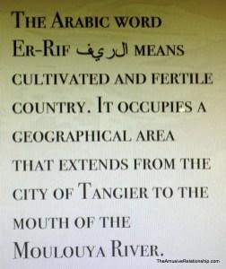 Rif definition