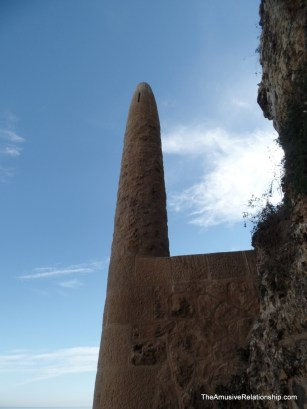 An old chimney