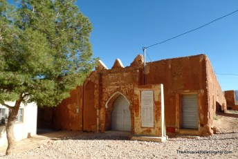 The former prison at Aghbalou N'Kerdouss