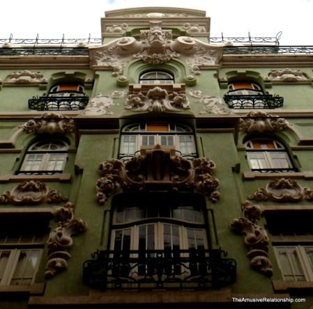 Beautiful façades