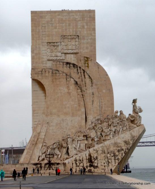 Padrão dos Descobrimentos (Monument to the Discoveries)