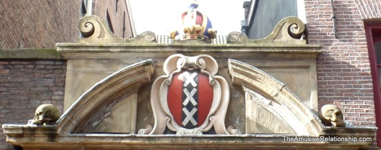 It's a funny coincidence that the city emblem includes XXX