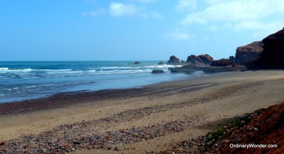 Legzira Beach