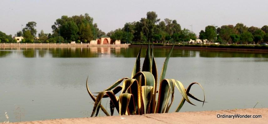 Sahrij Swani, the Royal Pool