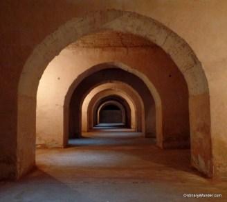 Habs Kara, the Slaves Prison