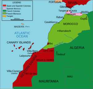 Colonial Morocco