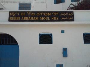 Rebbi Abraham Moul Niss