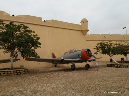 Airplanes from the war