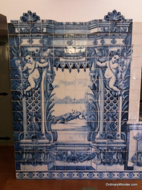 Tile murals