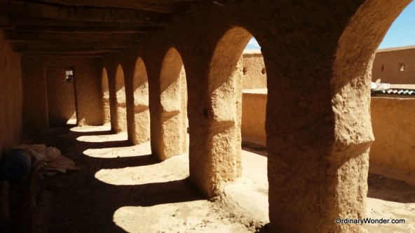 Governmental building of the Almoravid Dynasty