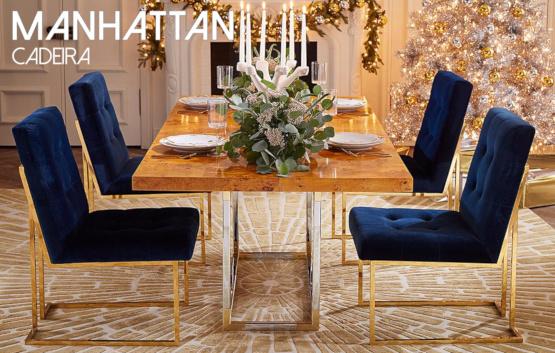 Cadeira Manhattan