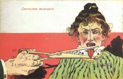 necessary-operation-italian-postcard-1913