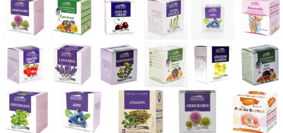 Ador ceaiurile, ador Dacia Plant