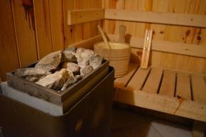 sauna nu este si pentru copiii