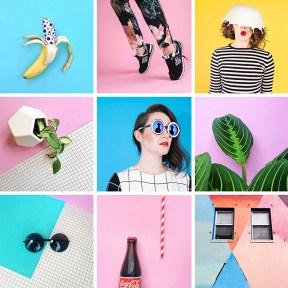 fashion- schema de culori