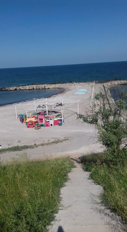 plaja copii hotel delta iunie