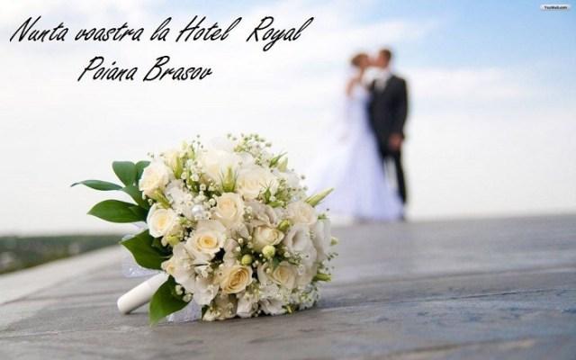 Nunta la hotel royal