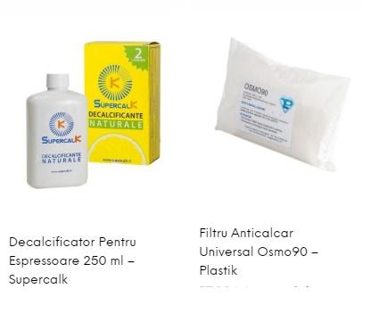 produse pentru curatat expressoare