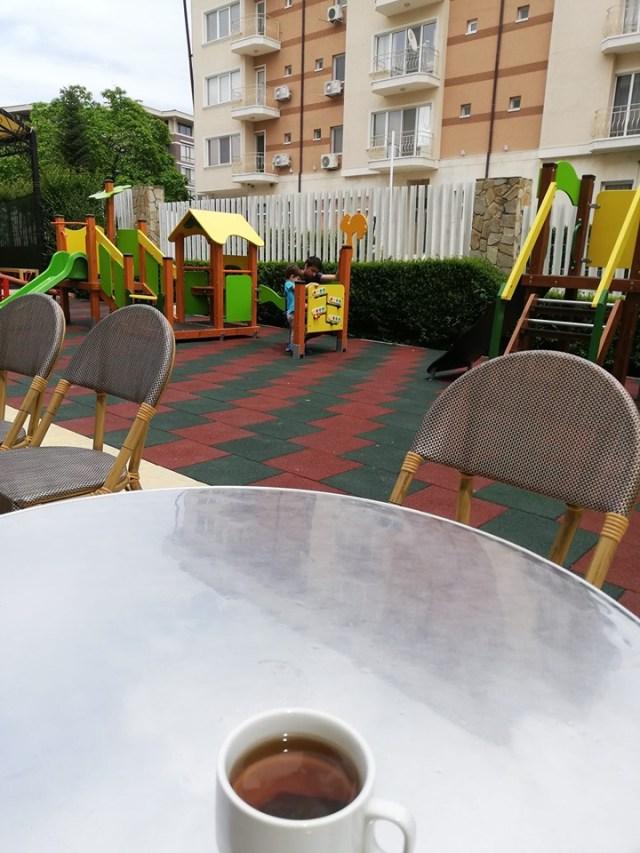 loc de joaca cu terasa bulgaria