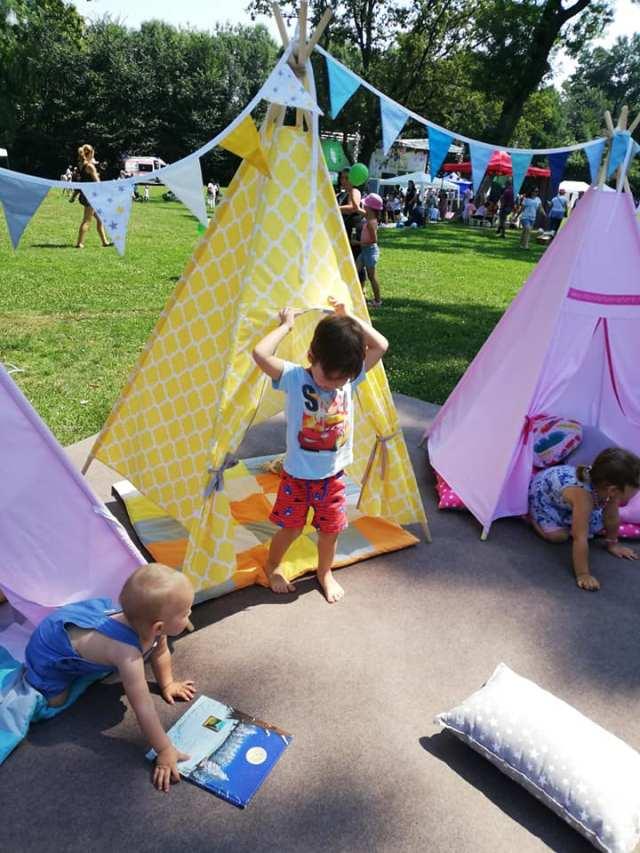 corturi pentru copii