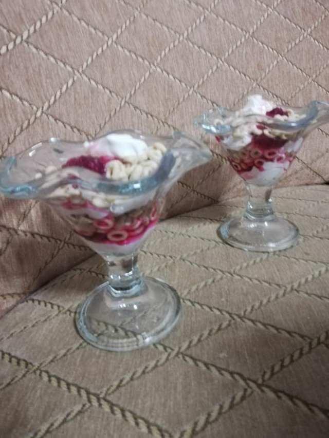 desert cu cheerios ovaz