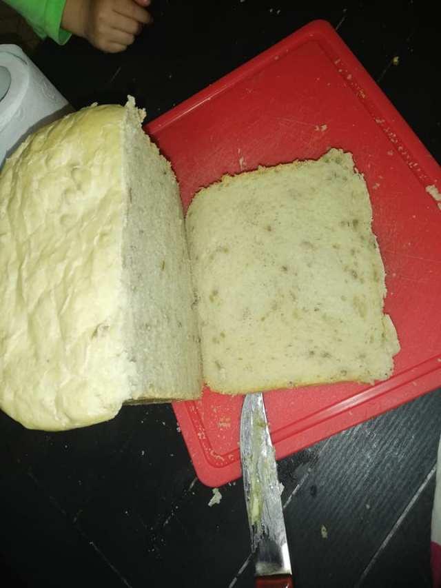 paine la masina de facut paine