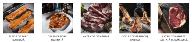 carne de la carmangeria Moldovan