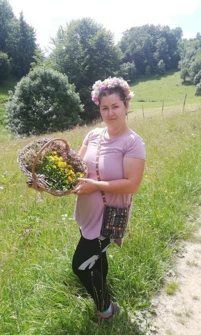 la cules de flori, ciocanu
