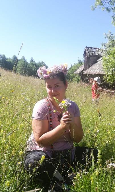 coronita de flori ciocanu