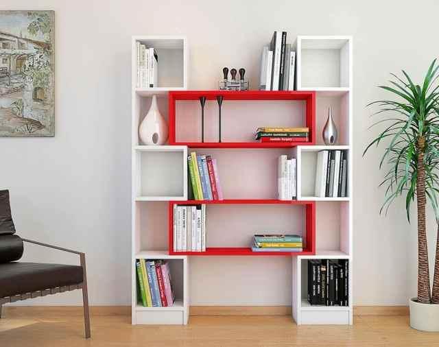 biblioteca rome red
