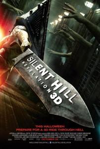 Silent Hill : Révélation 3D - affiche du film