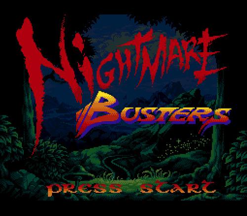 Nightmare-Busters 1