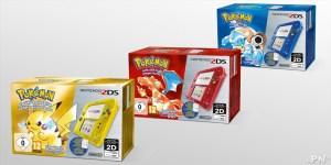 consoles 2DS Pokémon
