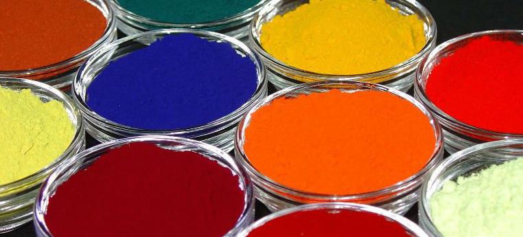 what is dye