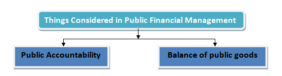 public financial management Add value