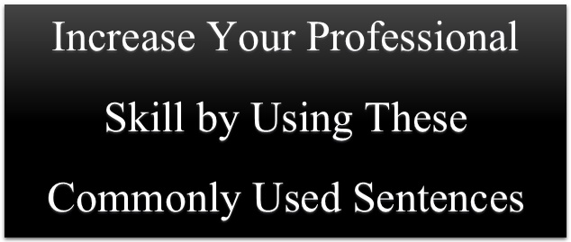 Increase Your Professional Communication Skill