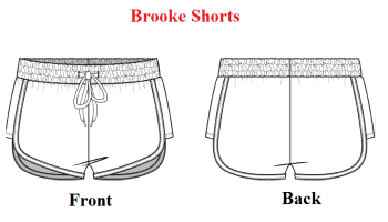 Brooke Short Pant