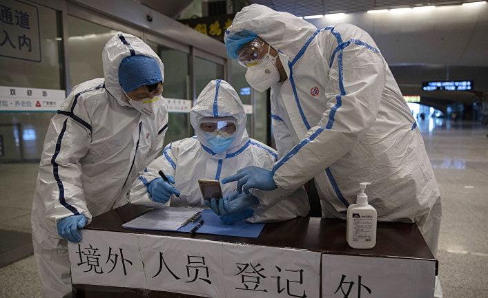 Hiding the coronavirus China took an example from Russia