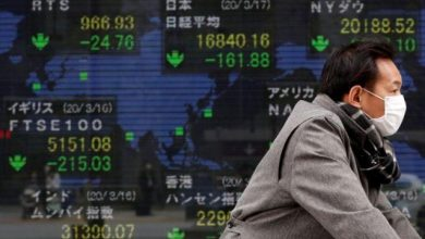 Photo of Nikkei reaches a minimum of three and a half years due to continued risk aversion