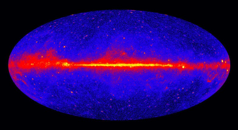 Scientists have discovered the edge of the Milky Way