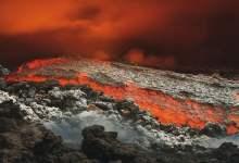 Altiplano Pune super volcano demonstrates intimidating activity