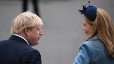 Photo of British Prime Minister has a son
