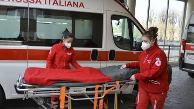 Photo of COVID-19 deaths rise again in Italy